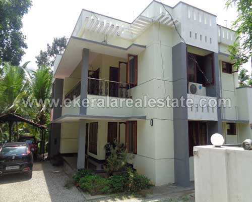 Thirumala Real Estate 4 BHK Double Storied House for sale at Peyad Trivandrum Kerala