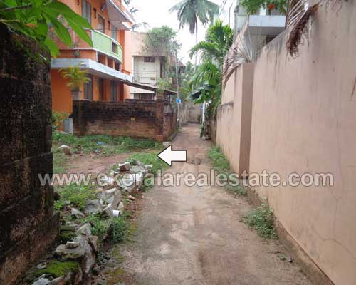 Kannammoola Properties Residential Plot of 3, 6 Cents for sale at Kannammoola Trivandrum Kerala