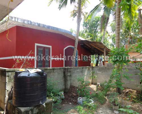 Chirayinkeezhu Real Estate 7 Cents Land with House for Sale at Chirayinkeezhu Trivandrum Kerala