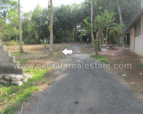 Attingal Properties 10 Cents Residential Plot for Sale at Attingal Avanavanchery Trivandrum Kerala