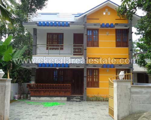 Thirumala House for Sale Newly Built 4 BHK House for sale at Thirumala Trivandrum Kerala