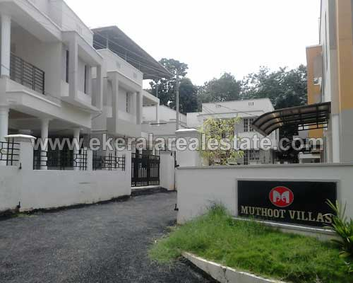 House Sale at Mukkola Ready to occupy Villas and Row Houses for Sale at Mukkola Trivandrum Kerala