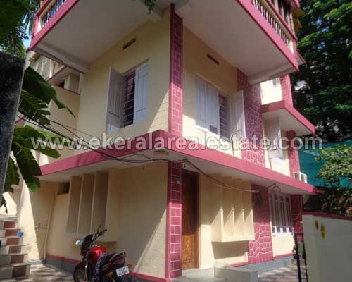 House Sale at Pattoor 3 Storied House for sale near General Hospital Junction Trivandrum Kerala