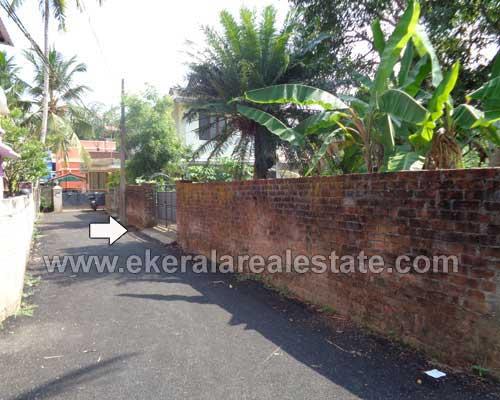 Poojappura Properties Plot at Poojapura 14 Cents Residential Plot for sale at Poojappura Trivandrum Kerala
