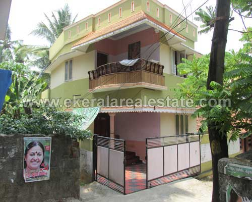 Sasthamangalam Properties Used House for sale at Maruthankuzhy Trivandrum Kerala