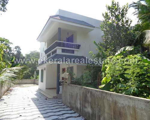 House Sale at Poojappura New 3 BHK House for sale at Poojappura Mudavanmugal Trivandrum Kerala