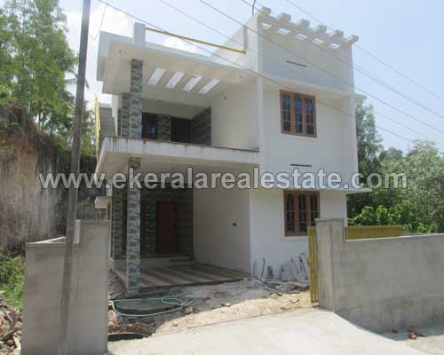 Manvila  Properties House for sale at Manvila near Infosys Trivandrum Kerala Real Estate