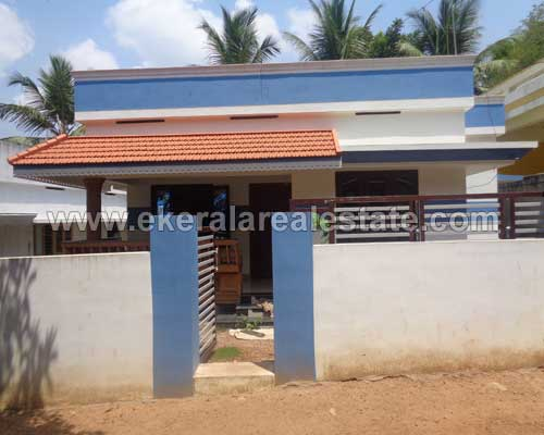 Pothencode Properties Single Storied House for sale at Pothencode Trivandrum Kerala