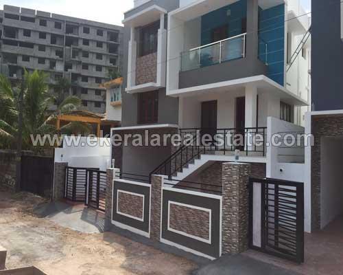 Mannanthala Properties New 3 BHK House sale at Mukkola near Mannanthala Trivandrum Kerala