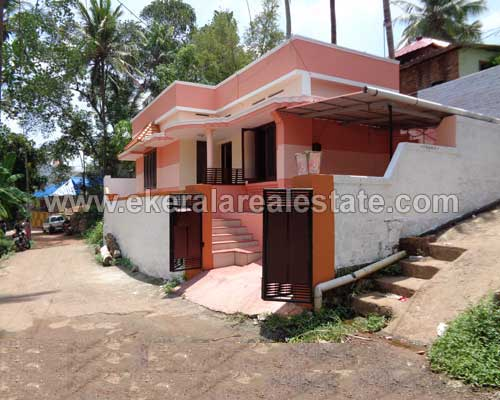 Valiyavila real estate Properties Trivandrum 800 sq.ft. 2 Bedrooms house sale at Thirumala Trivandrum