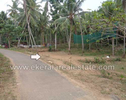 Residential Plot of 12 Cents for sale at Peyad Trivandrum Kerala Peyad Properteis