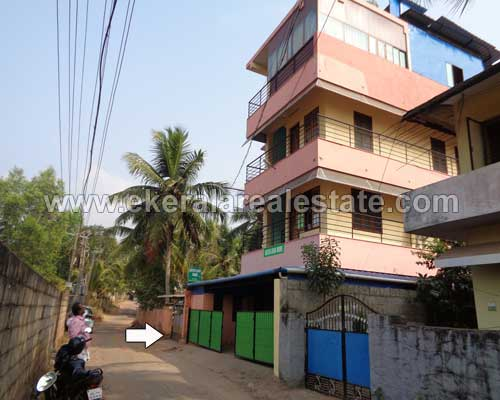 Technopark Properties Hostel with Building for Sale at Technopark Kazhakuttom Trivandrum Kerala