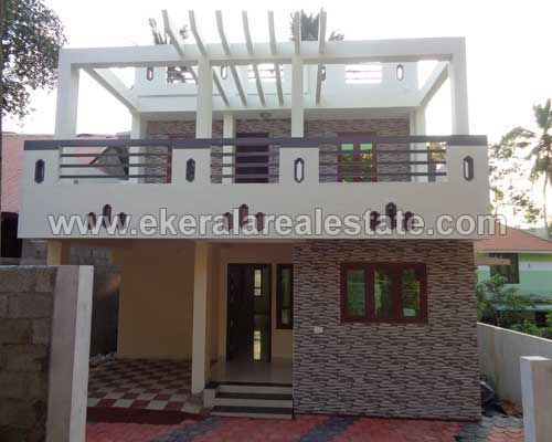 Peyad Properties Newly Built 4 BHK House for Sale at Peyad Trivandrum Kerala Real Estate