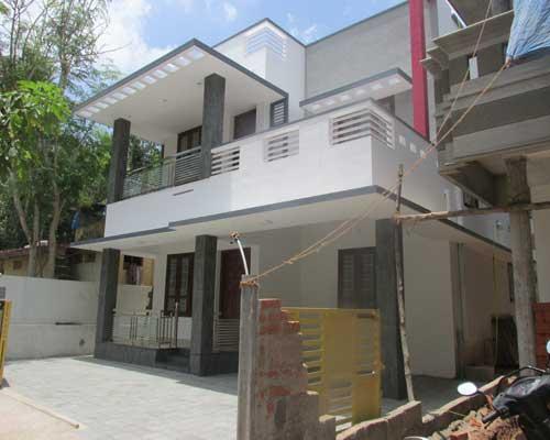 Below 67 Lakhs Newly Built House for Sale at Vattiyoorkavu Trivandrum Kerala Vattiyoorkavu Properties