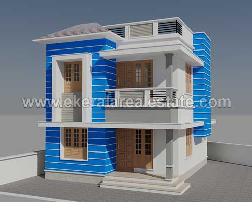 Kudappanakunnu Real Estate New Villas for Sale at Kudappanakunnu Trivandrum Kerala