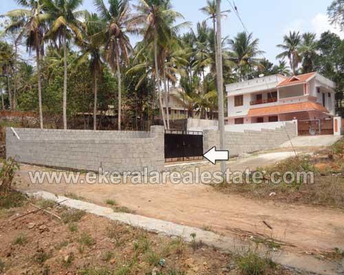 Sreekaryam Properties 7 Cents Plot for Sale at Sreekaryam Powdikonam Trivandrum Kerala