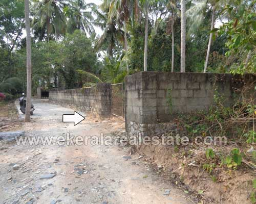 Kazhakuttom Land Sale at 10 Cents Residential Plot for Sale at Kazhakuttom Trivandrum Kerala