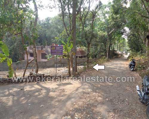 Land Sale at Sreekaryam 9 Cents Residential Land for Sale at Powdikonam Trivandrum Kerala