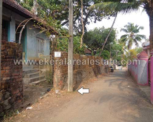 Thirumala Properties 7 Cents Residential Land for Sale at Thirumala Trivandrum Kerala Land at Thirumala