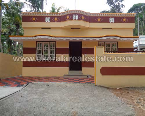 House Sale at Peyad Newly Built 3 BHK Single Storied House for Sale at Peyad Trivandrum Kerala