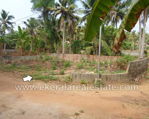 Residential Plot for Sale at Pongumoodu near Sreekaryam Trivandrum Kerala Properties in Sreekaryam
