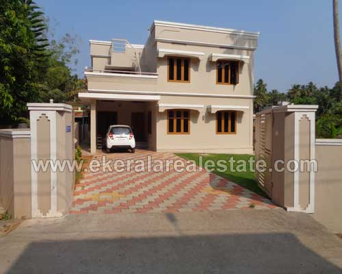 Pattom Properties Road Frontage House for Sale at Pattom Marappalam Trivandrum Kerala