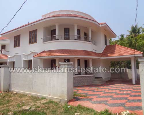 4 BHK Brand New House for Sale at Thirumullavaram Kollam Kerala Properties in Kollam