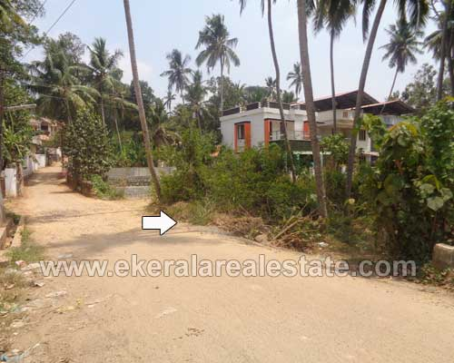 Properties in Sasthamangalam 8 Cents Residential Land for Sale at Kanjirampara near Sasthamangalam Trivandrum Kerala