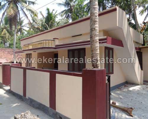 Kazhakuttom Properties Below 40 Lakhs Single Storied House for Sale at Kazhakuttom Trivandrum Kerala