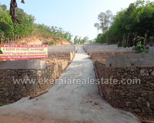 Residential plots for Sale at Mylam near Vattiyoorkavu Trivandrum Kerala Land Sale at Vattiyoorkavu