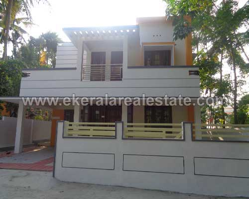 Hjouse Sale at Kazhakuttom Newly Built 4 BHK House for Sale at Chanthavila Kazhakuttom Trivandrum Kerala