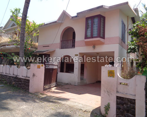 Properties in Manacaud Used House for Sale at Kamaleswaram Manacaud Trivandrum Kerala
