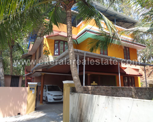 Pappanamcode Properties 5 BHK Used House for Sale at Pappanamcode Trivandrum Kerala