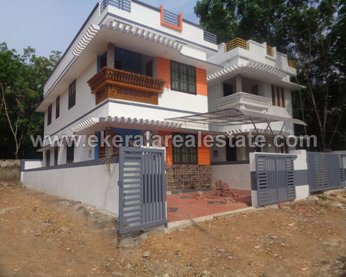 Properties in Balaramapuram 3 BHK New Villa for Sale at Balaramapuram Trivandrum Kerala