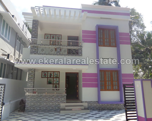 Anayara Properties Newly Built  House for Sale at Oruvathilkotta near Anayara Trivandrum Kerala
