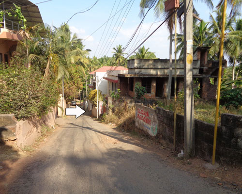 Property Sale in Nalanchira 2 Cents Land with Building for Sale at Nalanchira Trivandrum Kerala