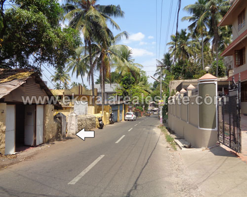 Trivandrum Properties Prime Land for Sale at PMG Junction Trivandrum Real Estate