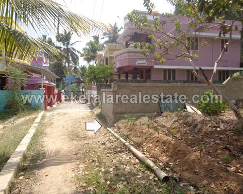 Pappanamcode Properties Residential Plot for Sale at Karakkamandapam Trivandrum Kerala