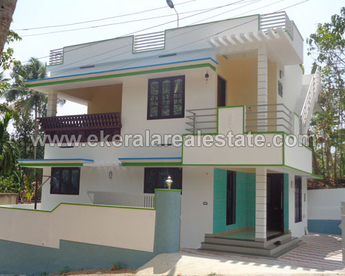 Properties in Thirumala New 3 BHK House for Sale at Peyad Trivandrum Kerala Real Estate