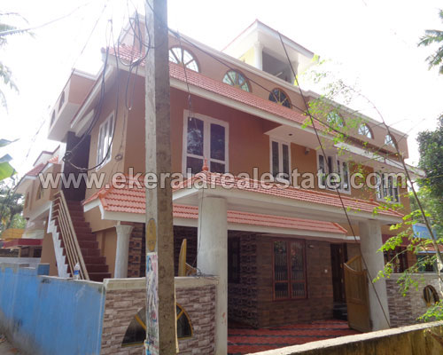 Manacaud Properties New Double Storied House for Sale at Manacaud Trivandrum Kerala House Sale at Manacaud