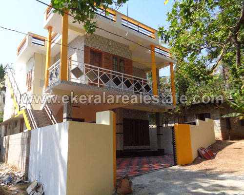 Property Sale at Sreekaryam Brand New House for Sale at Sreekaryam Chempazhanthy Trivandrum Kerala