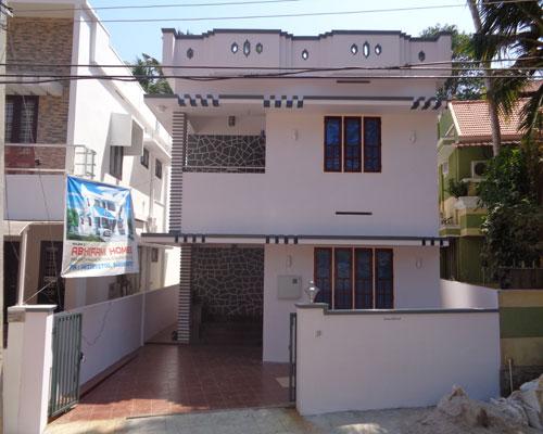 Properties in Ulloor House for Sale at Ulloor Akkulam Bypass Road Trivandrum Kerala