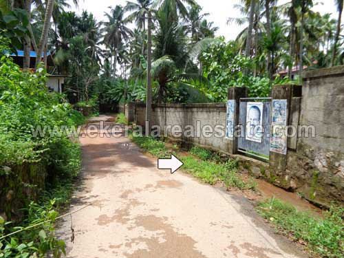 Land for sale at Gandhipuram Sreekaryam Trivandrum kerala Kazhakuttom Properties