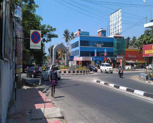 Land near International Airport and Ananthapuri Hospital enchakkal Trivandrum kerala Chackai Properties