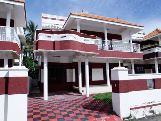 New Posh Villas near Kazhakuttom Trivandrum kerala TechnoPark Properties
