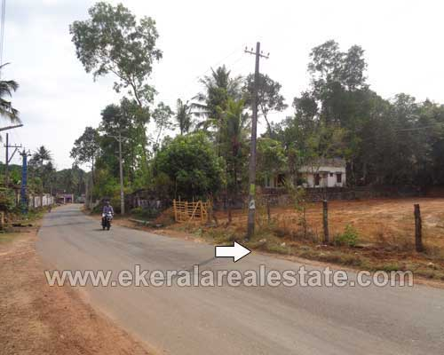 Properties at Karakonam Main Road Frontage Land Sale at Karakonam Trivandrum Kerala