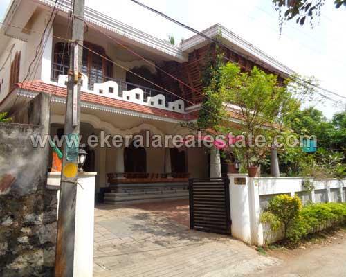 Mannanthala Properties  Posh Villa for Sale at Mukkola near Mannanthala Trivandrum Kerala