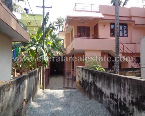 Chackai Properties 4 BHK Used House for Sale at Chackai Trivandrum Kerala House Sale at Chackai