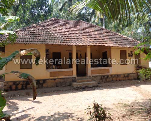 Properties at Kovalam Land with Old House for Sale at Kovalam Trivandrum Kerala