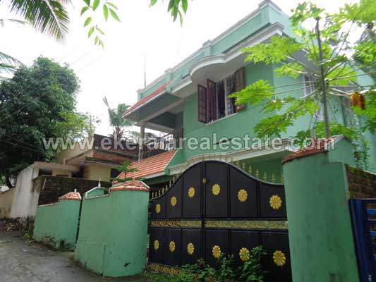 Residential House Property for sale Nirappil Lane Kaimanam Trivandrum Kerala